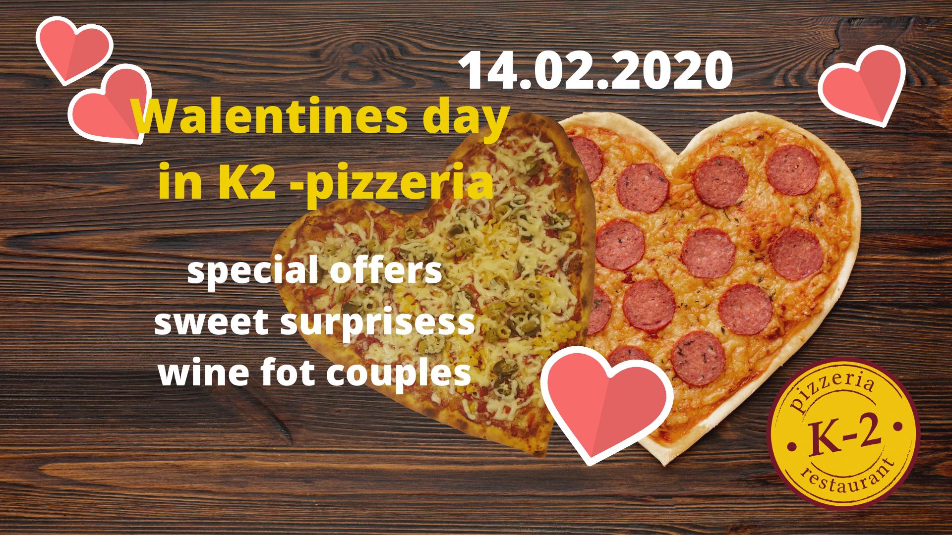 Valentine's Day in K2